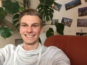 Adrian Gabath hat das Gymnasium geschmissen und die Lehre mit Matura erfolgreich absolivert