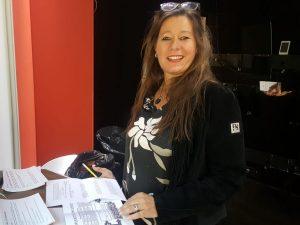 Coachingengel Angelika Appelt vom WIFI